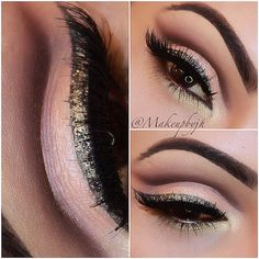 I rarely do cut crease looks ... But this one - makeupbyjh @ Instagram Web Interface - 5th village