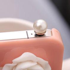 Elegant White Pearl Gem Alloy Anti Dust Plug 3.5mm by MilanDIY, $1.98