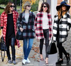 How To Wear | Tartan Coats