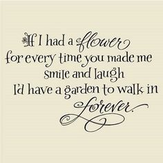 Beautiful Love Qoute for a Wedding