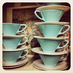 Vintage coffee mugs in Minneapolis