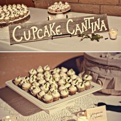 Margarita Cupcakes http://greenweddingshoes.com/real-wedding-jasmine-drews-mexican-rodeo-wedding/