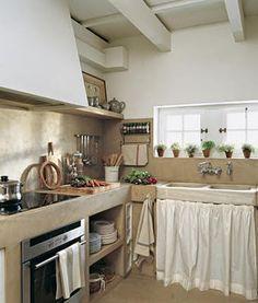 decoracion cocinas cemento alisado - Buscar con Google