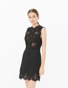Janegenie Dress - Dresses - Sandro Paris