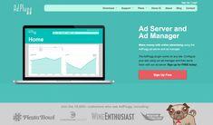 Adplugg - serveur et gestionnaire d'annonces publicitaires - WebMonnaie.com Le Cloud, Online Advertising, It Works, Management, Ads, How To Plan, Blog, Advertising Ads, Waiting Staff