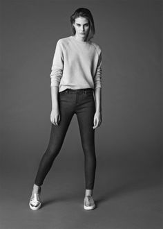 The Leigh jean - Our staple style that goes with just about everything. No wardrobe is complete without super soft, skinny and mid-rise Leigh.