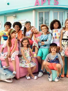 60's kids style