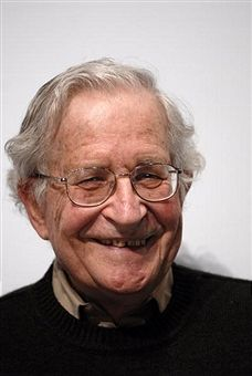 """BB interviews…Noam Chomsky 