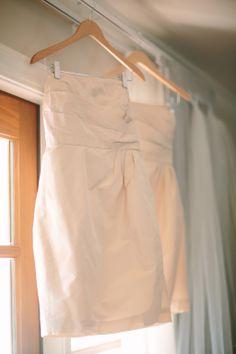 "Bridesmaid dresses- J.Crew ""Selma"" in Champagne"