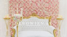 Valance Curtains, Toddler Bed, Home Decor, Banquet, Flower Jewelry, Birthday, Creative, Child Bed, Decoration Home