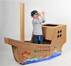 Large Pirate Ship - Corsair