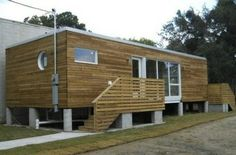 A Look at the First Shipping Container Home in New Orleans   sustainable architecture   Scoop.it