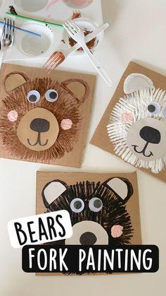 Kindergarten Crafts, Daycare Crafts, Classroom Crafts, Preschool Crafts, Kindergarten Art Projects, Toddler Arts And Crafts, Baby Crafts, Fun Crafts, Animal Crafts Kids