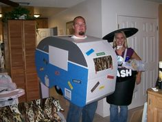 My son ask for this costume 3 days before their party. Mom to the rescue and here it is. Cool Halloween Costumes, Couple Halloween, Halloween Cosplay, Halloween Outfits, Fall Halloween, Happy Halloween, Halloween Ideas, Redneck Costume, Redneck Party
