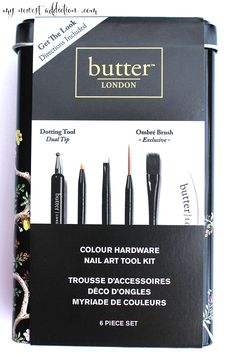 Butter London Nail Art Tool Kit - My Newest Addiction Beauty Blog