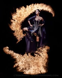 Image result for von wong fire