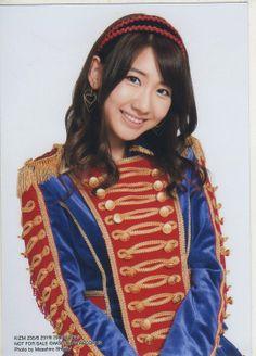 AKB48 ハート・エレキ 通常盤特典生写真 柏木由紀