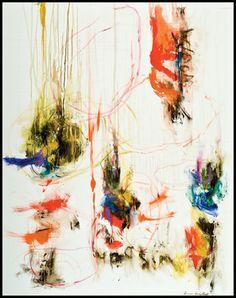 "Saatchi Art Artist Suzan Cook; Painting, ""WISDOM"" #art"