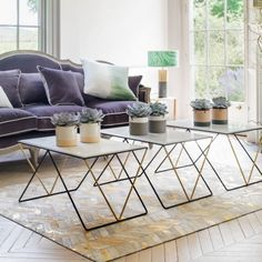 Detroit Coffee Table - Coffee Tables - Tables - Furniture