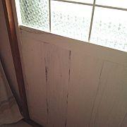 Entrance/DIY/リメイク/障子/ナチュラル インテリア/障子リメイクのインテリア実例 - 2014-02-03 00:18:38 | RoomClip (ルームクリップ)