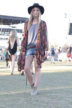 31 Summer-Ready Street Style Looks from Coachella | Teen Vogue