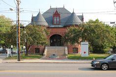 Westbrook Memorial Library, Westbrook Maine