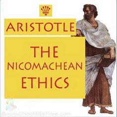 Aristotle Nicomachean Ethics Books
