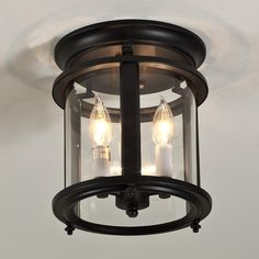 Small Classic Ceiling Lantern -Small
