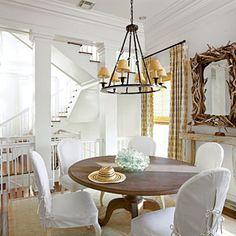 2008 Idea House: Galveston   Dining Room   CoastalLiving.com