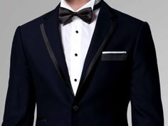 HOW TO WEAR A TUXEDO