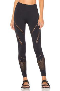 Lorna Jane Bionic Seamless Legging – 黑色