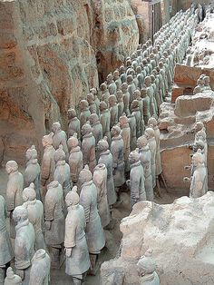 This photo was taken in october 2007 in Xi'an, Shaanxi, Popular Republic of China by j. kunst