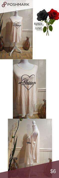 Shirt 🙏🙏🙏 Blessed ☺👼 Shirt very cute Tops