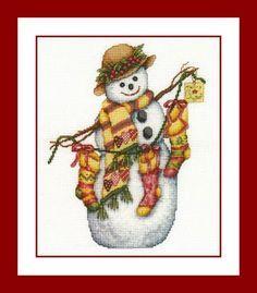 Feliz Natal: Boneco de Neve