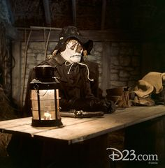 D23.com - From the Jaws of Hell: The Scarecrow of Romney Marsh - From the Archives