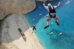 ★ Brilliant Blue ★ Extreme images of extreme sports | iLyke