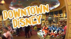 DIÁRIO ORLANDO: Um passeio noturno por Downtown Disney veja mais em http://viagenseturismo.me/guia-para-orlando/diario-orlando-um-passeio-noturno-por-downtown-disney