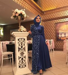 Hijab Outfit, Bridesmaid Dresses, Wedding Dresses, Hijab Fashion, Muslim, Outfit Of The Day, Beautiful Dresses, Creations, Cute Outfits