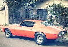 70's camaro Street Machine