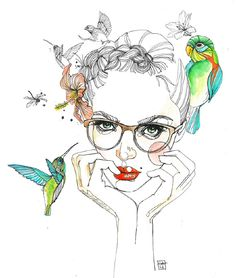 colibrì - Sara Ligari