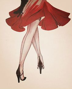Trendy fashion drawing vintage pin up Ideas Vintage Stockings, Stockings Legs, Nylon Stockings, Pin Up Vintage, Vintage Art, Vintage Ladies, Disney Pin Up, Lingerie Vintage, Luxury Lingerie