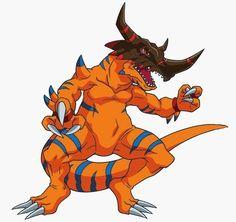 Digimon World Championship: GeoGreymon