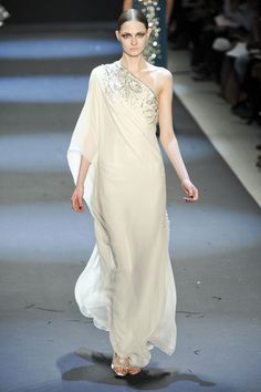 fashion-ocd: Naeem Khan Fall 2011