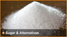 The truth about sugar and healthy sugar alternative.  Click here: www.danielplan.com