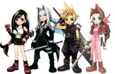 FFVII - Final Fantasy-VII