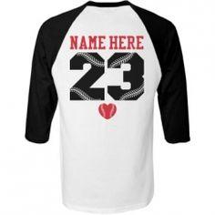 Custom Baseball T-Shirts, Hoodies, Tank Tops, & More