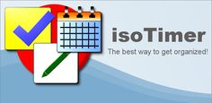 PERSONAL ORGANIZATION  A FREE time saving organizational tool that will keep you on track, on time and productive: isoTimer -  This time management App for Android with ToDo List, Calendar, Goals, Notes, and many more features.http://virtualconnectors.com/shared-secrets/