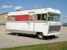 Winnebago Motorhome Pictures By Model Year - The Traditional Classic Vintage RV