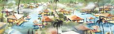 HOSHINOYA - Bali, Indonesia, , currently developing by Hoshino Resorts. Opens 2016 .