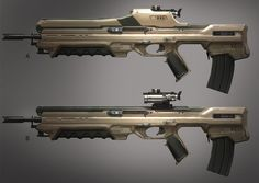 Rifles from Fuse